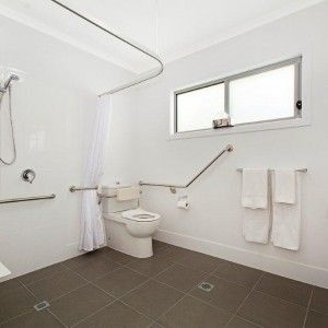 wheelchair accessible accommodation on the Sunshine Coast