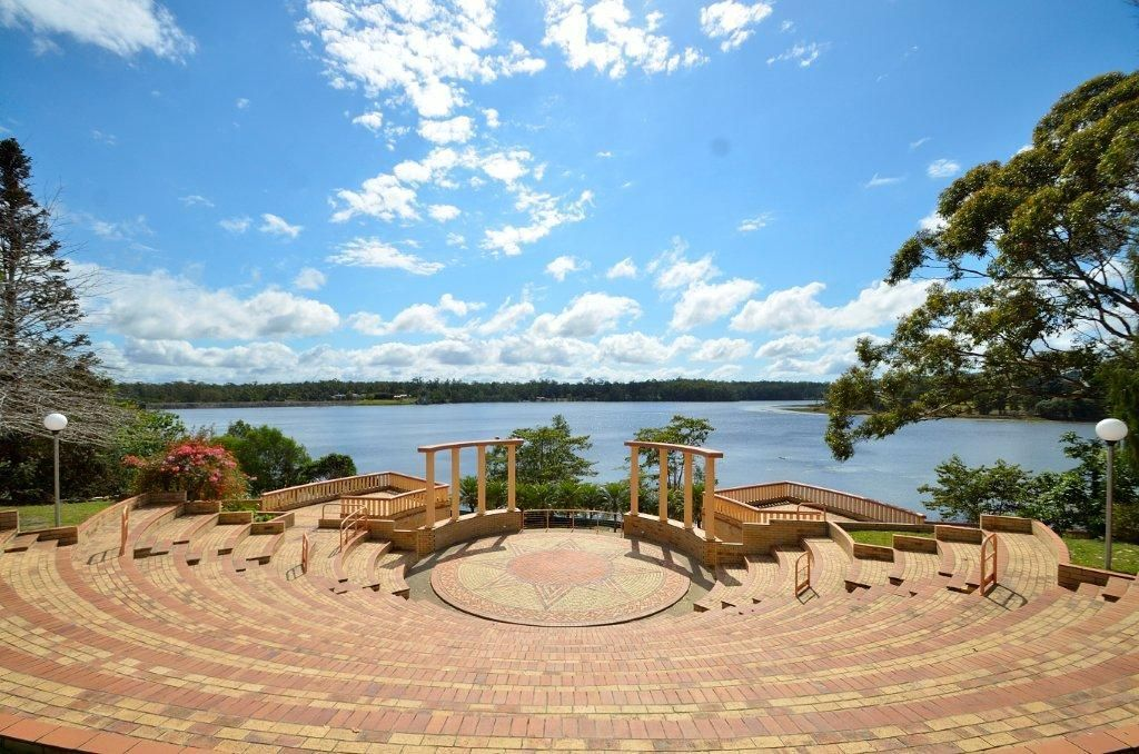 Noosa Cooroy family friendly accommodation