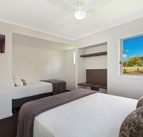 Cooroy wheelchair accessible apartment